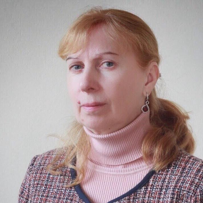 Тетяна Желєзна