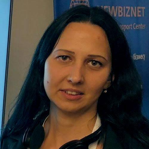 Tetiana Omelyanenko