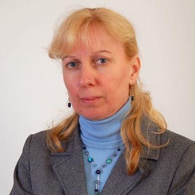 Tetiana Zheliezna